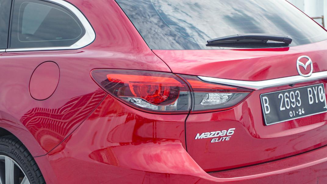 Mazda 6 Elite Estate Exterior 021