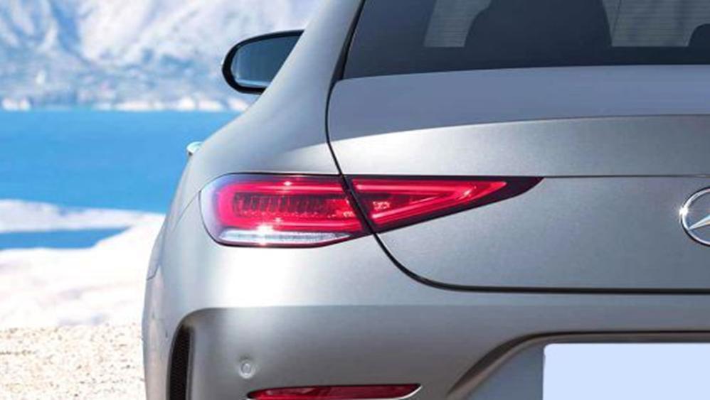 Mercedes-Benz CLS-Class 2019 Exterior 010