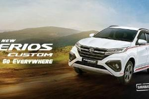 Membandingkan Konsumsi BBM Daihatsu Terios, Honda BR-V, Suzuki XL7 dan Mitsubishi Xpander Cross