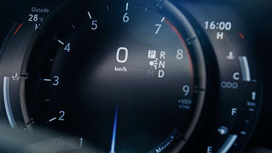 Lexus LC 2019 Interior 005