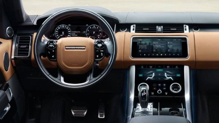 Land Rover Range Rover Sport 2019 Interior 003