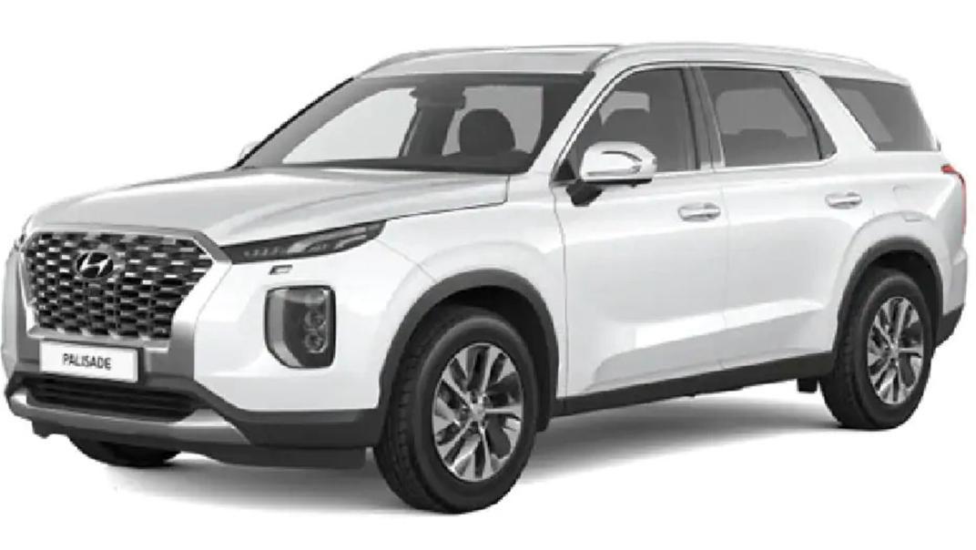 2021 Hyundai Palisade Exterior 015