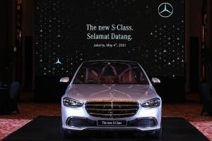Ditawarkan Rp 3 Miliar Lebih, Mercedes-Benz S-Class 2021 Siap Manjakan Para Sultan