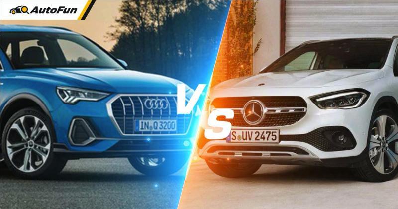 Ingin Rakit Mobil di Indonesia, Audi Q3 Bisa Kompetitif Lawan Mercedes-Benz New GLA 200 02