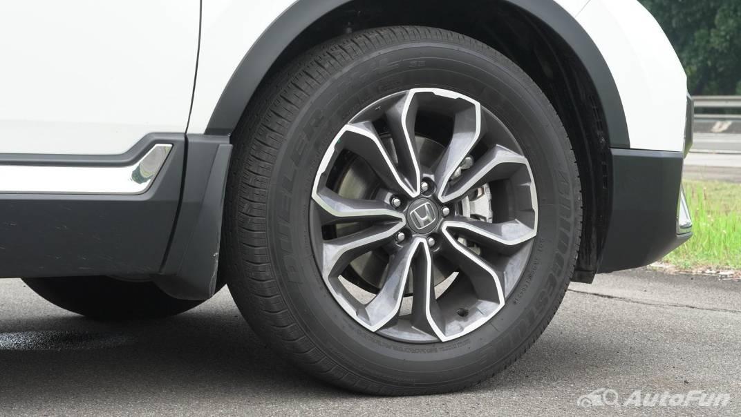 2021 Honda CR-V 1.5L Turbo Prestige Exterior 018