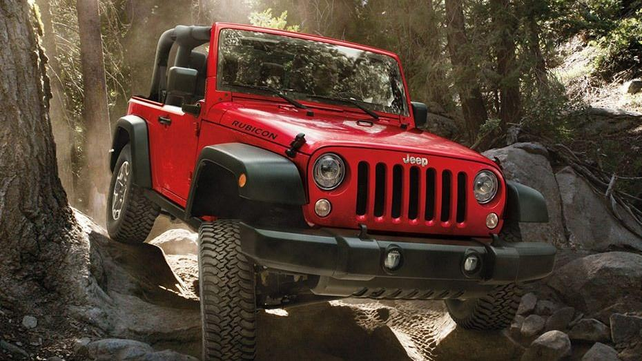 Jeep Wrangler Unlimited 2019 Exterior 005