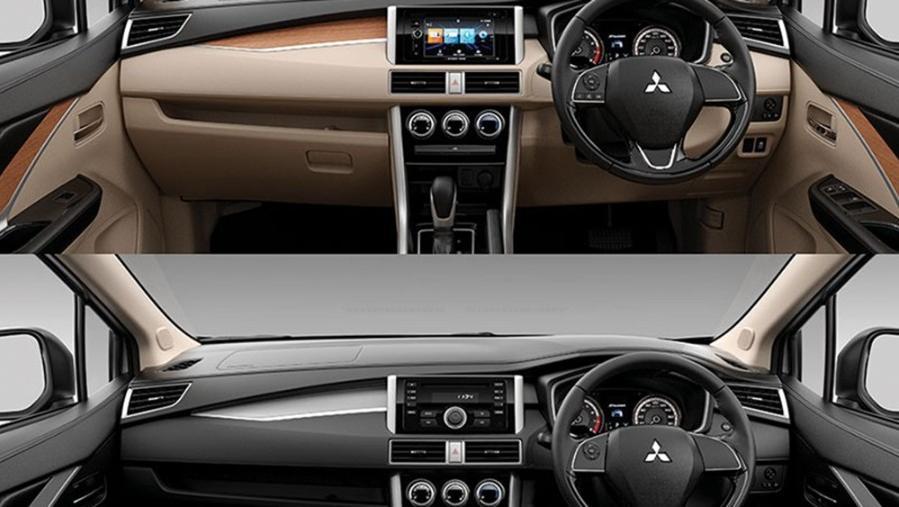 Mitsubishi Xpander 2019 Interior 001