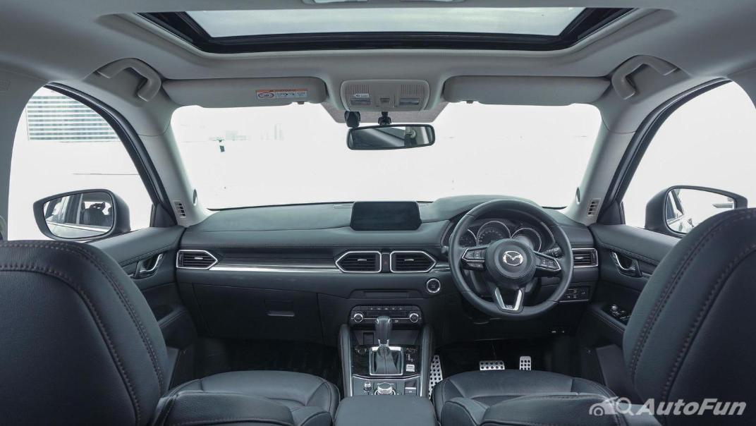 Mazda CX 5 Elite Interior 061