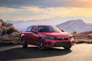 Honda Pelihatkan Sosok Honda Civic 2022, Siap Debut Pada 28 April Mendatang!