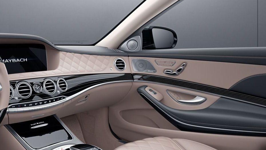 Mercedes-Benz S-Class 2019 Interior 003