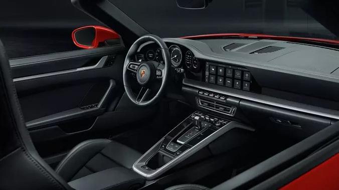 Porsche 911 2019 Interior 031