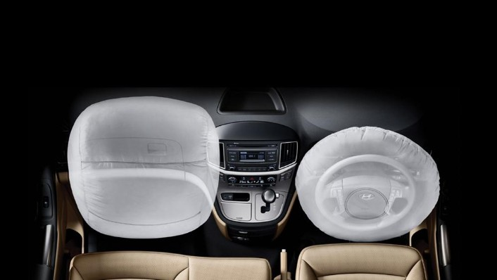 Hyundai H1 2019 Interior 003