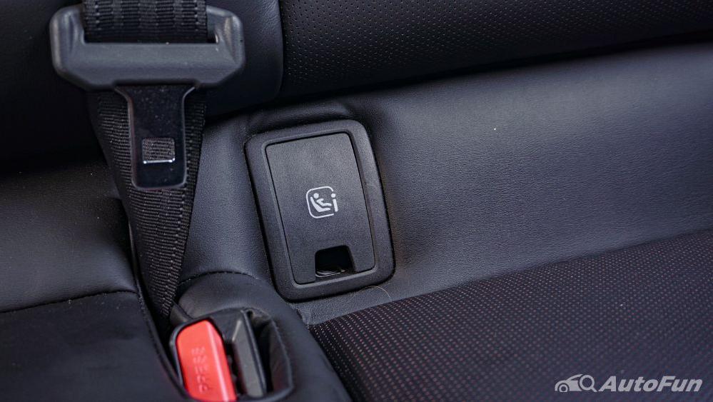 Mazda CX 30 GT Interior 033