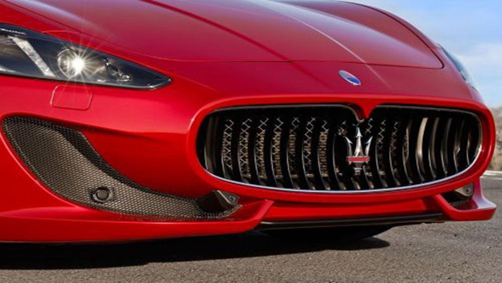 Maserati Grancabrio 2019 Exterior 016