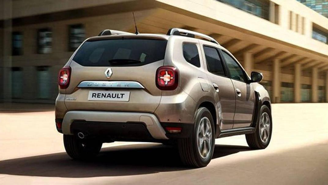Renault Duster 2019 Exterior 011