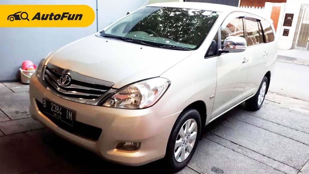 Konsumsi BBM Toyota Kijang Innova Bensin 2004 Kok Lebih Boros Dari Versi 2008, Apa Sebabnya? 01