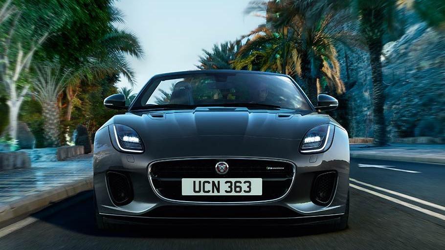 Jaguar F-TYPE 2019 Exterior 035