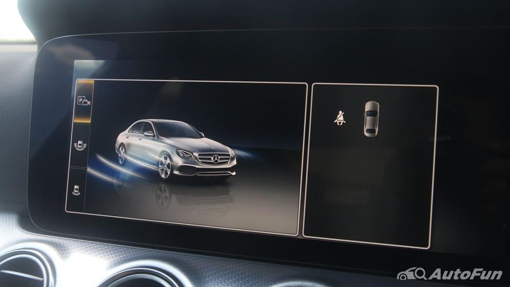Mercedes-Benz E-Class 2019 Interior 144