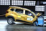 Renault Triber Raih 4 Bintang Uji Tabrak Global NCAP, Perlu Penyempurnaan Untuk Keselamatan Anak