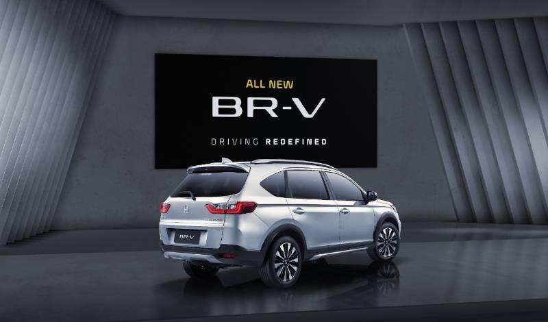 Honda BR-V 2022 Buatan Indonesia Bakal Diekspor Sampai ke Amerika dan Afrika 02