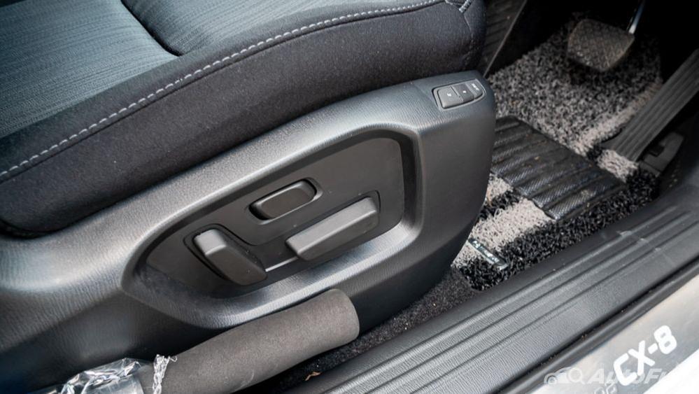 Mazda CX 8 2019 Interior 027