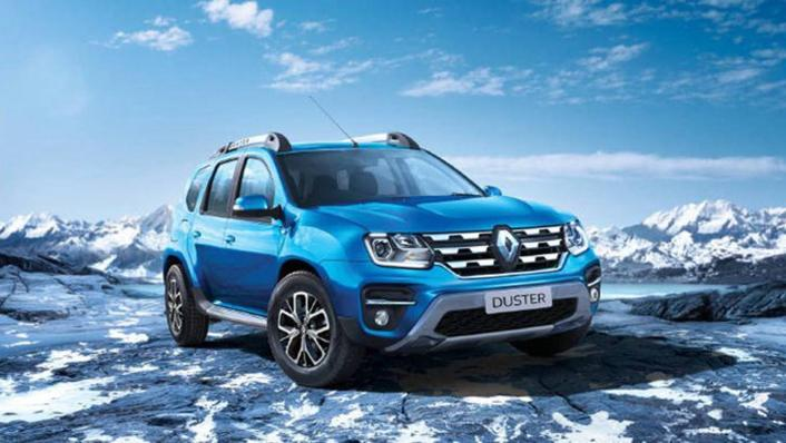 Renault Duster 2019 Exterior 003