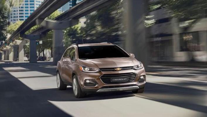 Chevrolet Trax 2019 Exterior 005