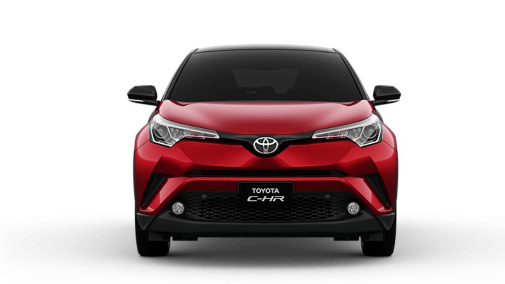 Toyota CHR 2019 Exterior 011
