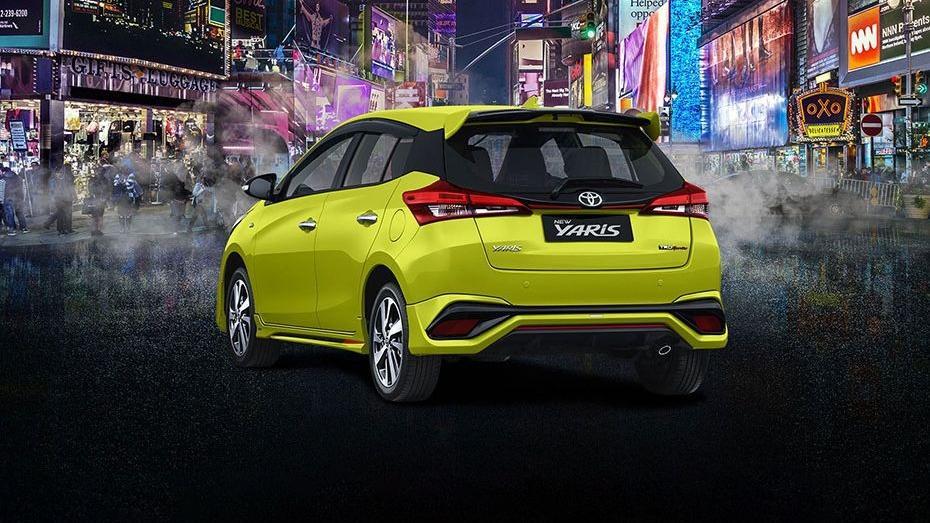 Toyota Yaris 2019 Exterior 073