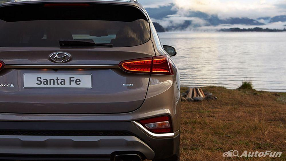 Hyundai Santa Fe 2019 Exterior 019