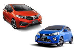 Duel Biaya Perawatan Daihatsu Sirion dan Honda Jazz, Mana yang Lebih Murah?
