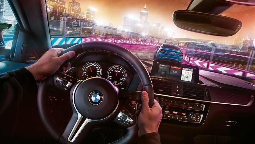 BMW M2 Coupe 2019 Interior 001