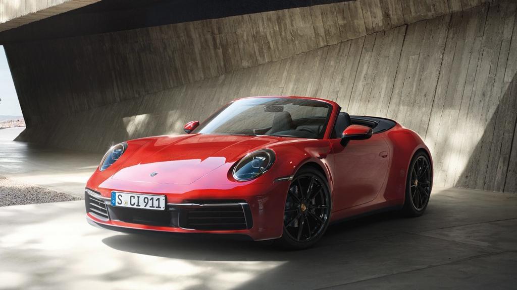 Porsche 911 2019 Exterior 055