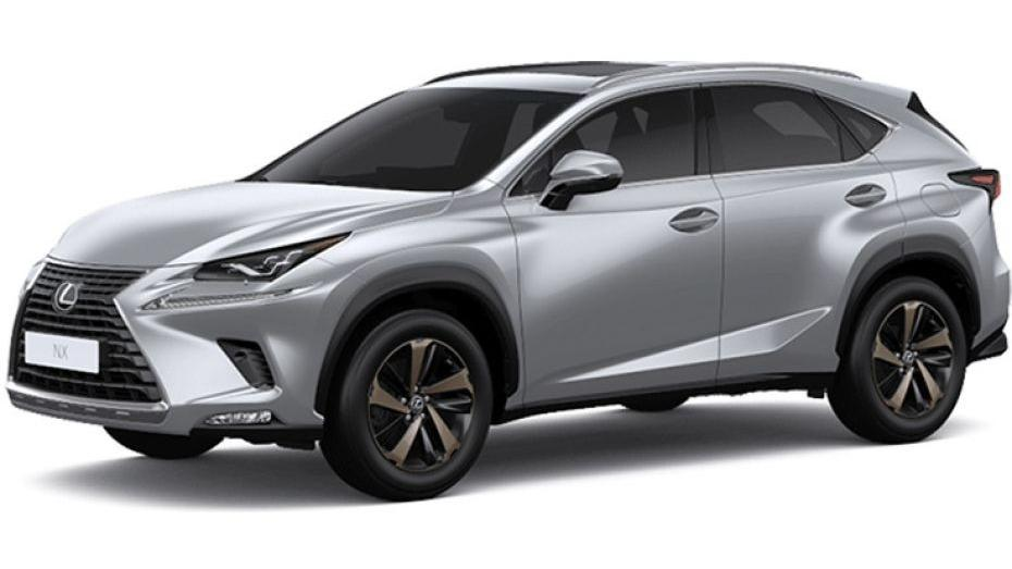 Lexus NX 2019 Others 002