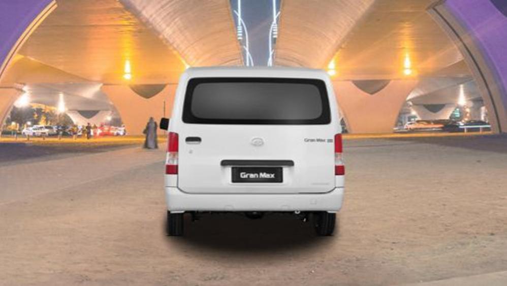 Daihatsu Gran Max MB 2019 Exterior 004