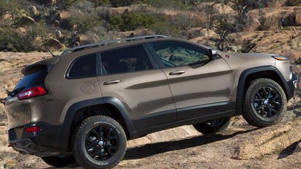 Jeep Cherokee 2019 Exterior 013