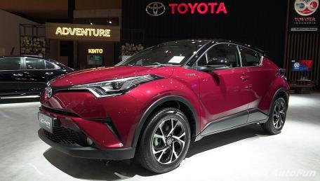 Gambar Toyota CHR