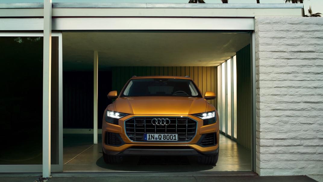 Audi Q8 2019 Exterior 014