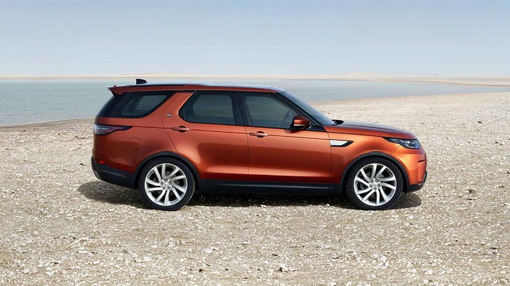 Land Rover Discovery 2019 Exterior 006
