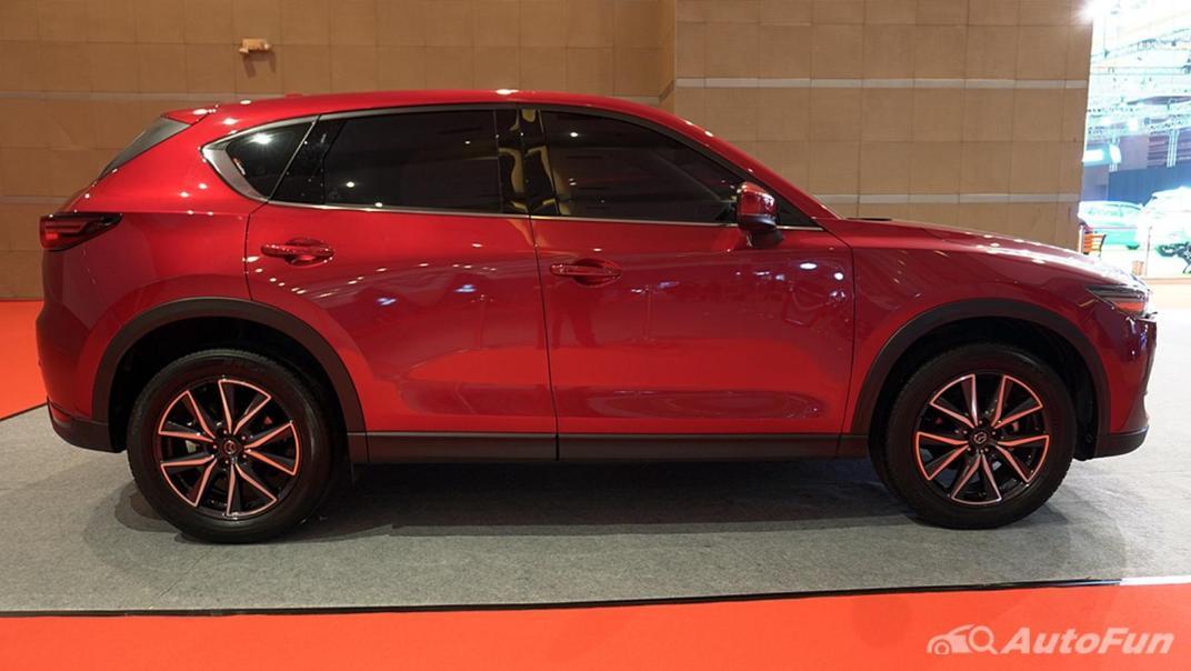 2021 Mazda CX 5 Exterior 002