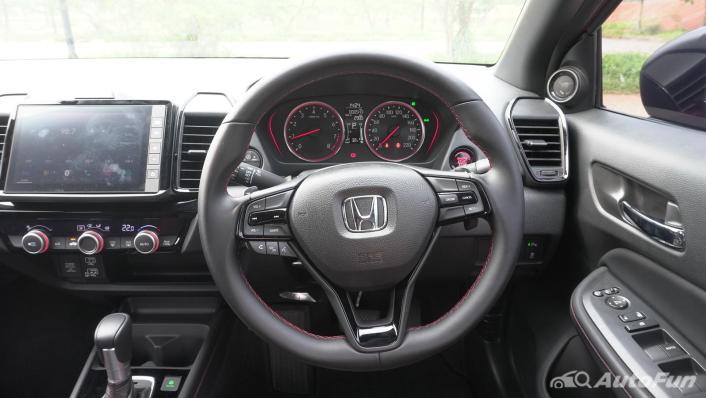 2021 Honda City Hatchback RS 1.5 CVT Interior 002