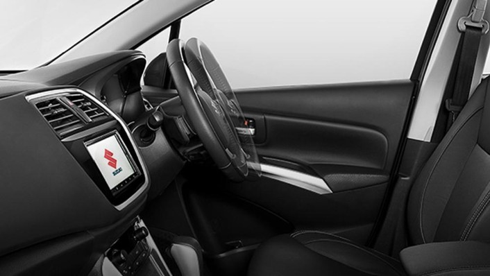 Suzuki SX4 S-Cross 2019 Interior 003