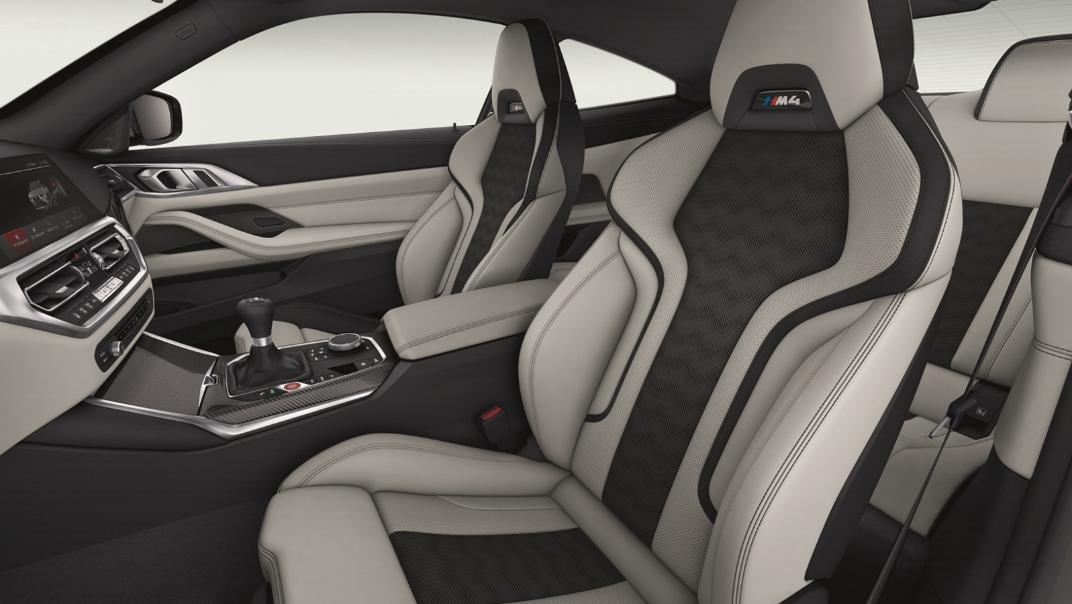 2021 M4 Coupe Competition Interior 005