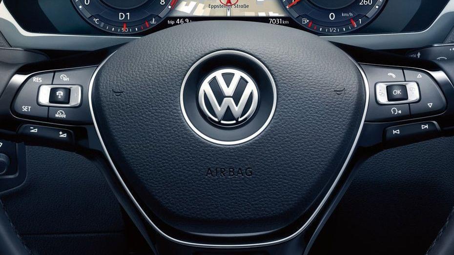 Volkswagen Tiguan 2019 Interior 085
