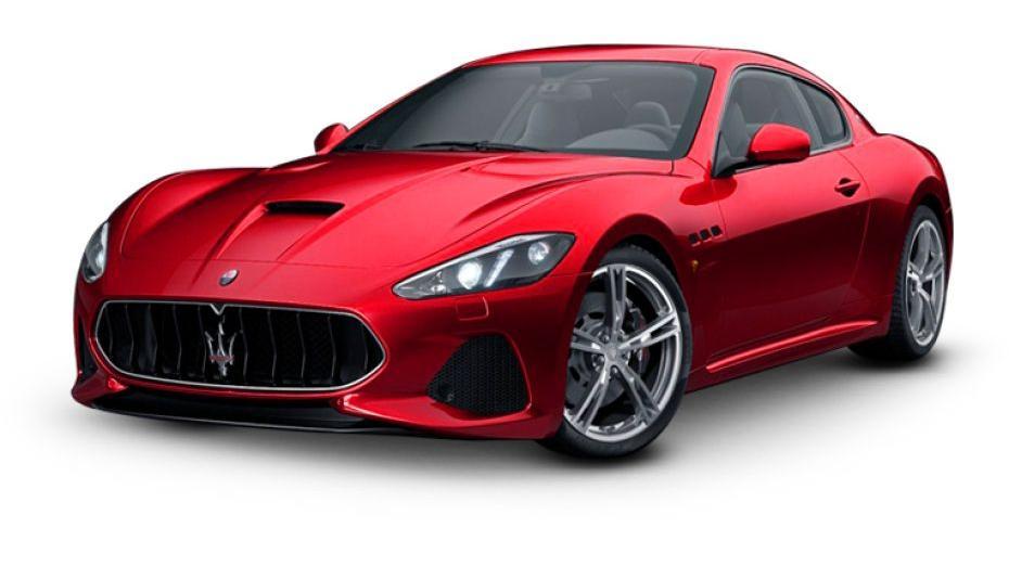 Maserati Granturismo 2019 Others 003
