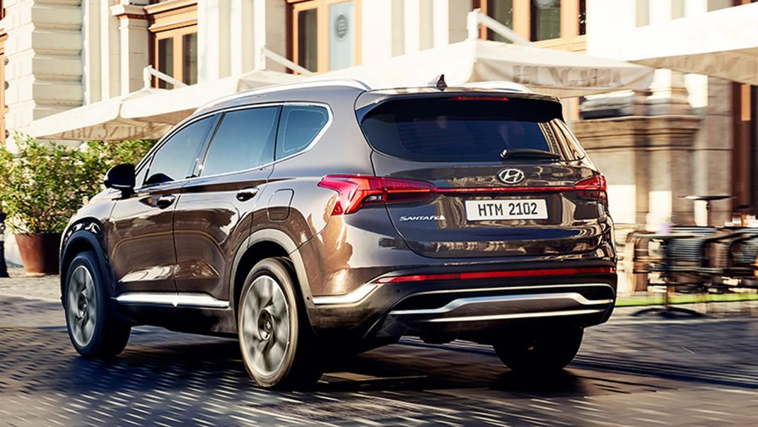 2021 Hyundai Santa Fe Exterior 013