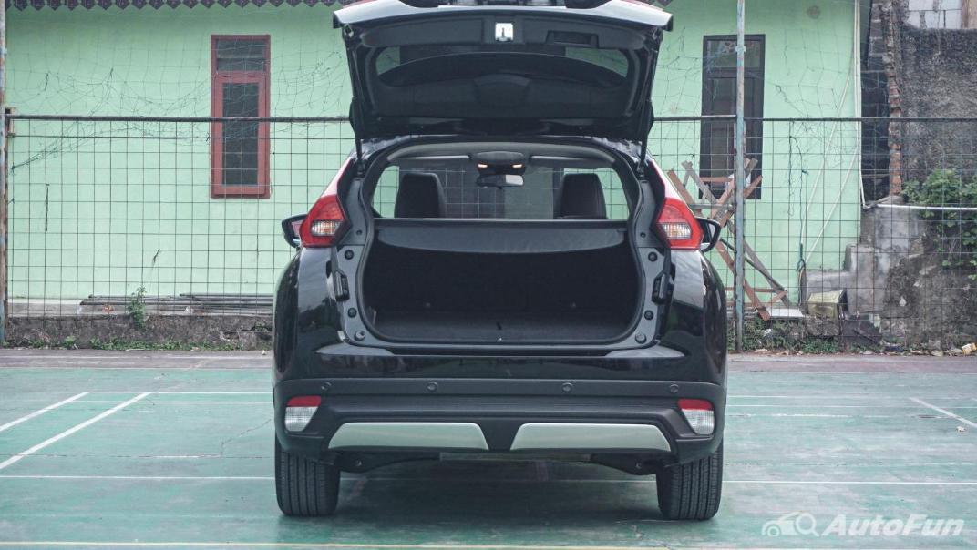 Mitsubishi Eclipse Cross 1.5L Interior 089