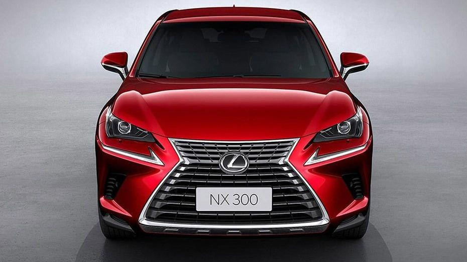 Lexus NX 2019 Exterior 002
