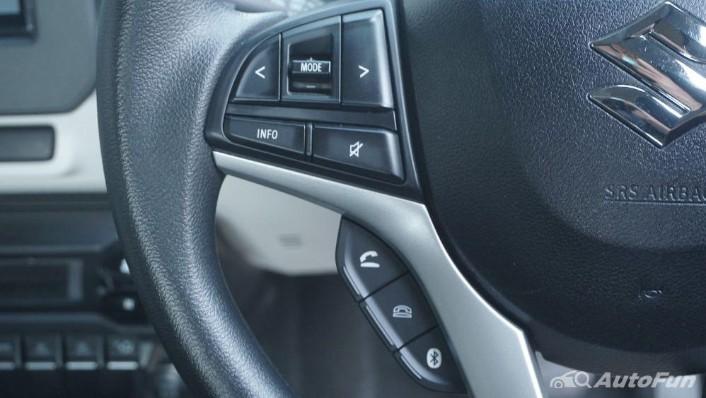 Suzuki Ignis GX AGS Interior 008