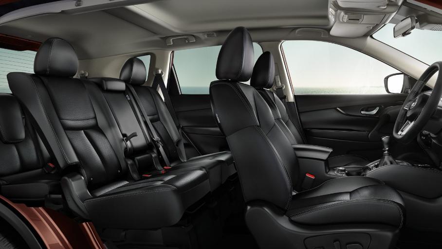 Nissan X Trail 2019 Interior 008